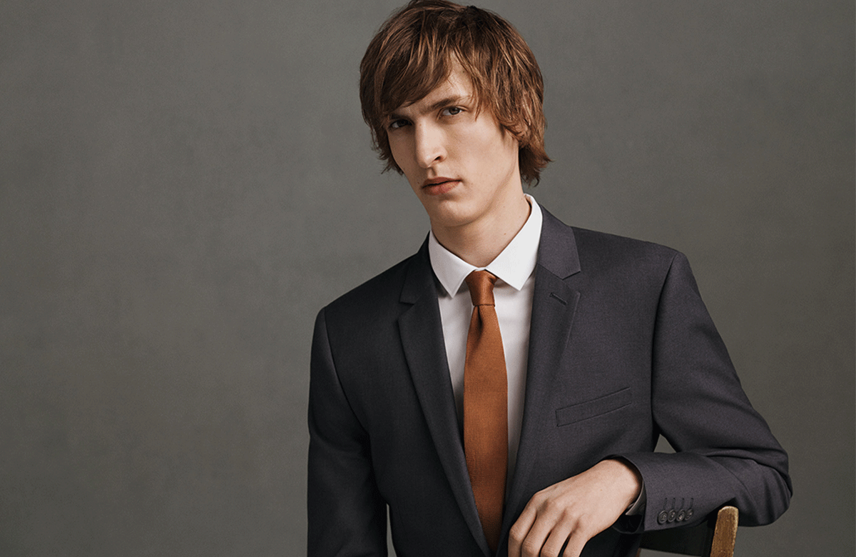 TOPMAN: Suits For Work Collection
