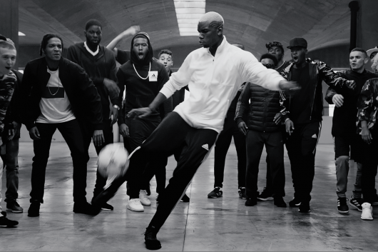 Never Follow feat. Paul Pogba x adidas Football