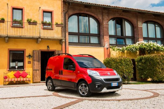 Fiat Fiorino City