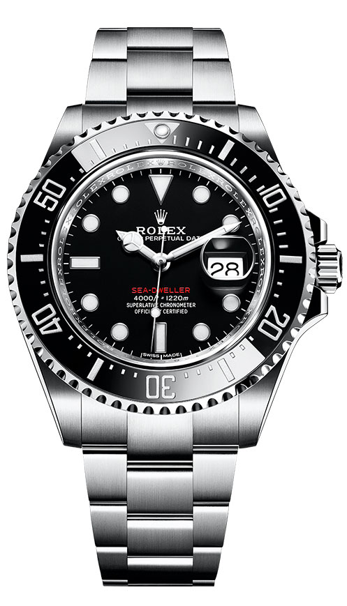 Oyster Perpetual Sea-Dweller