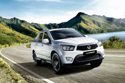 Ssangyong Actyon Sports 2.2