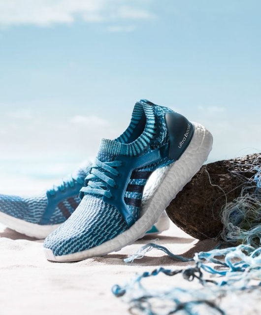 "adidas x Parley ""Run for the Oceans"""