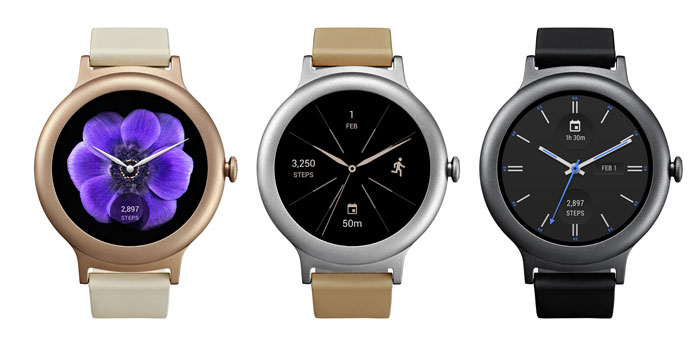 Reloj LG Watch Style con Android Wear 2.0