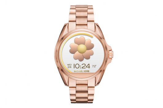 MK Access Touchscreen Rose Gold