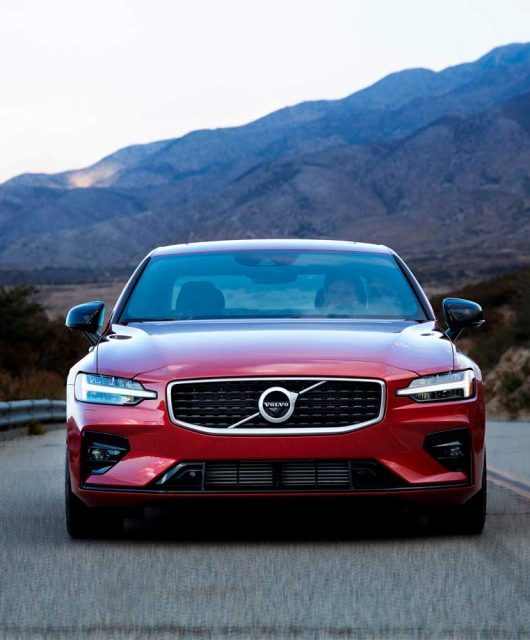 Volvo Cars Chile inicia preventa All New s60