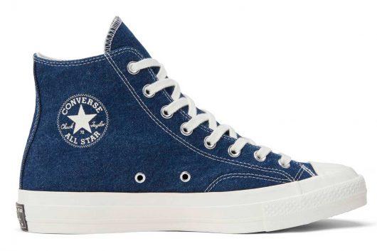 Converse Renew Denim Chuck 70 creadas con jeans reciclados