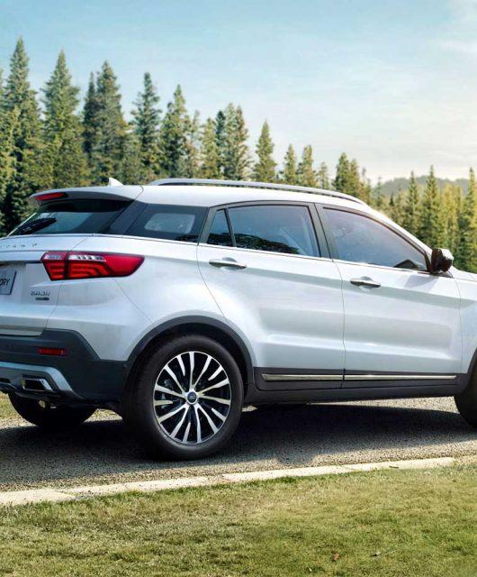 Ford presenta su nueva SUV Territory llegará a Chile en 2020