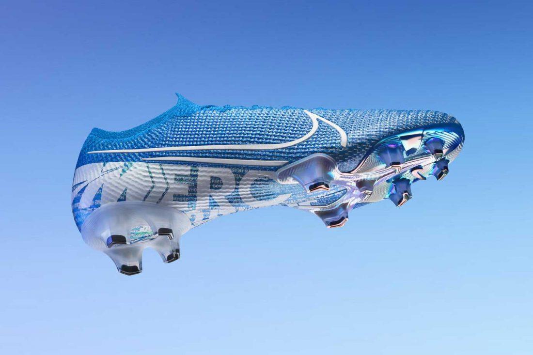 Nike Mercurial 360 Vapor/Superfly 2019 se confeccionó en base a lo mejor