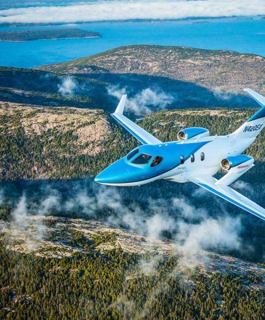 HondaJet es el avión ligero más vendido en 2019