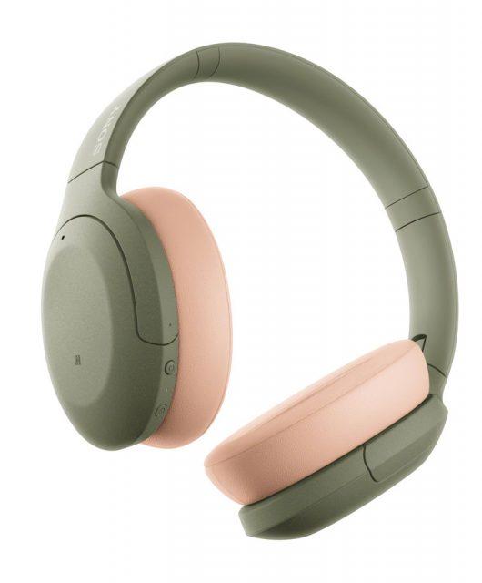 Sony presenta los nuevos audífonos de banda WH-H910N
