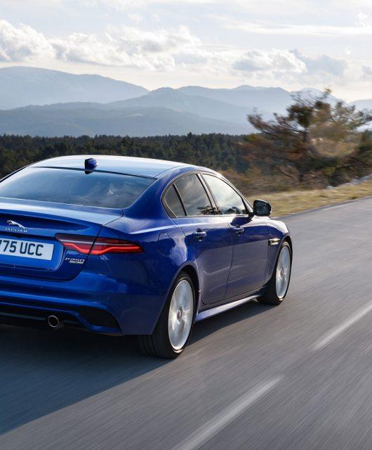 Jaguar XE: Diseño deportivo y más tecnología para una experiencia premium