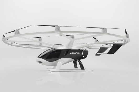 Zhejiang Geely Holding Group Co. se asocia con Volocopter