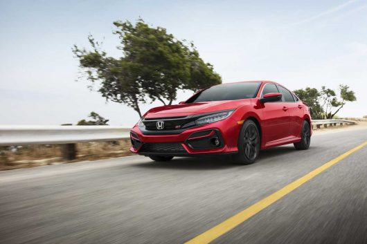 Honda lanza en Chile el Honda Civic Si 2020 Coupé