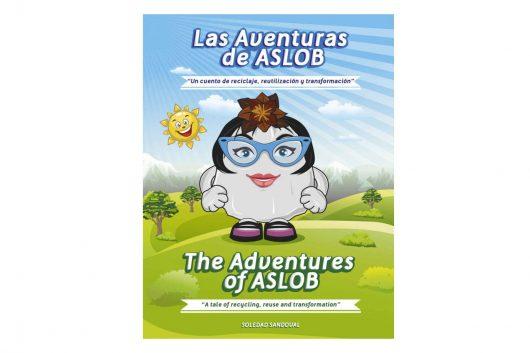 """Regala un libro """"Las Aventuras de Aslob"""""""
