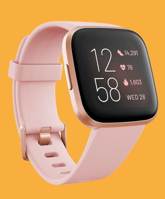 Fitbit Versa 2 un toque sofisticado| Review