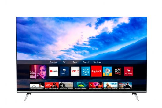 "lips TV trae a Chile el nuevo Smart TV 4K ""Borderless"""