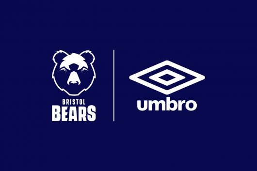 UMBRO ingresa en a la escena del Rugby mundial con England Rugby & Bristol Bears