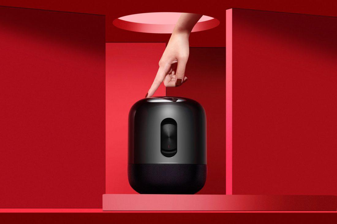 Sound X: Parlante premium de Huawei diseñado en conjunto con la prestigiosa firma Diavalet