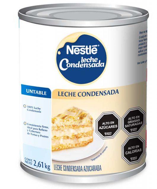 Nestlé Professional presenta nueva Leche Condensada untable