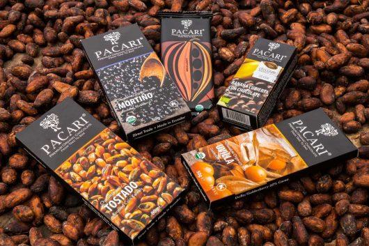 Cata virtual de Chocolates Pacari invita a conocer su historia y degustar sus sabores