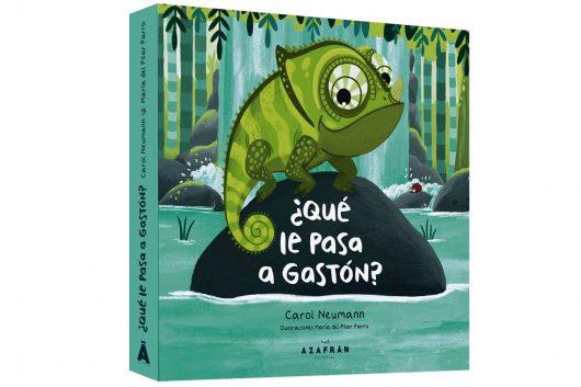 ¿Qué le pasa a Gastón?: Libro infantil que ayuda a los niños a nombrar sus emociones
